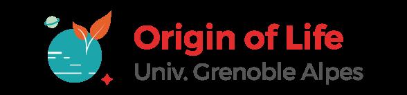 Logo Origin of Life